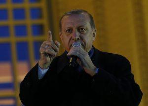 """Η Τουρκία στις διαταγές του """"σουλτάνου""""! Τρεις μήνες ακόμα σε κατάσταση έκτακτης ανάγκης"""