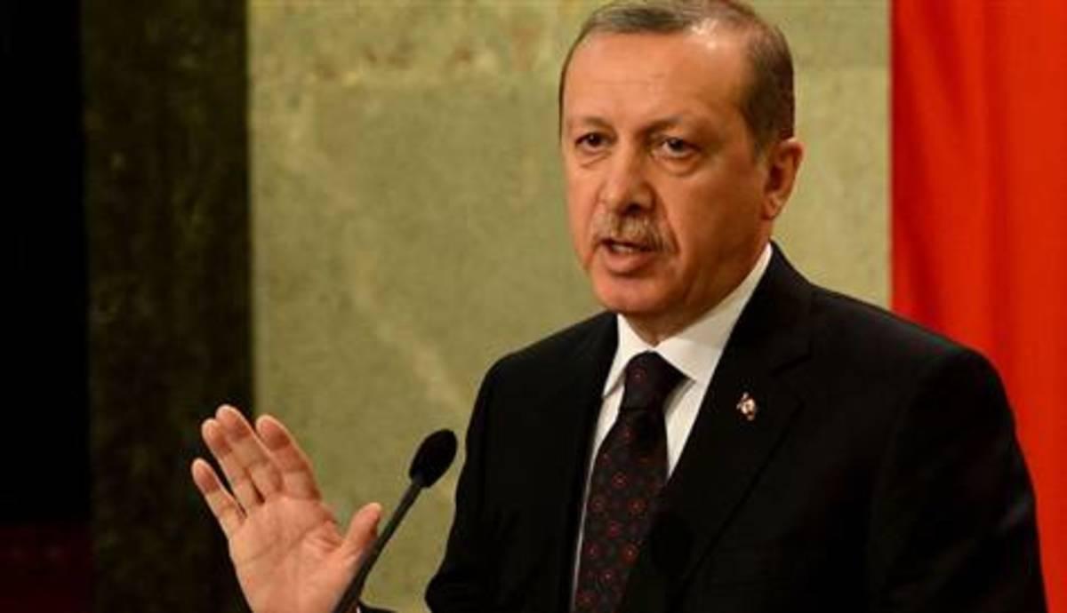 Eρντογάν: Δεν υπάρχει Κυπριακή Δημοκρατία δεν την αναγνωρίζουμε | Newsit.gr