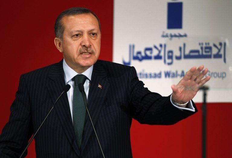 Τα έψαλλε στις ΗΠΑ ο Ερντογάν | Newsit.gr