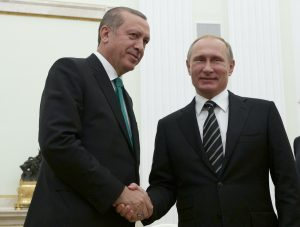 Η Ρωσία κατασκευάζει τον πρώτο πυρηνικό αντιδραστήρα της Τουρκίας