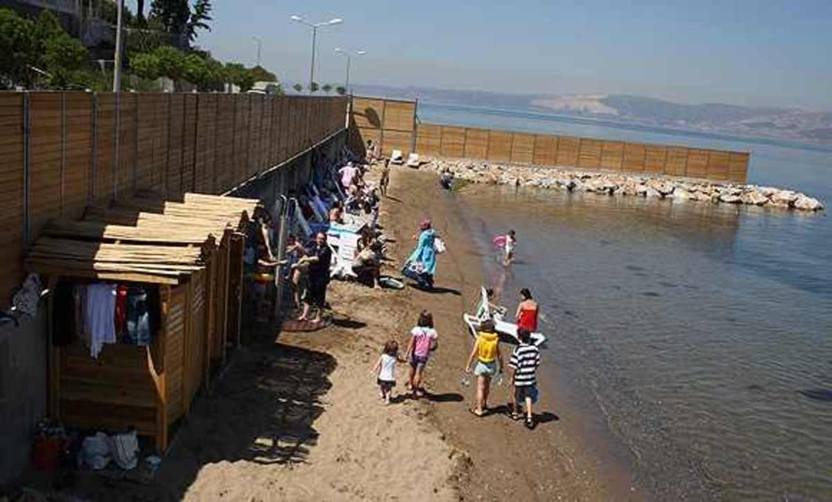 Τουρκία: Παραβάν σε παραλίες μόνο για γυναίκες!   Newsit.gr