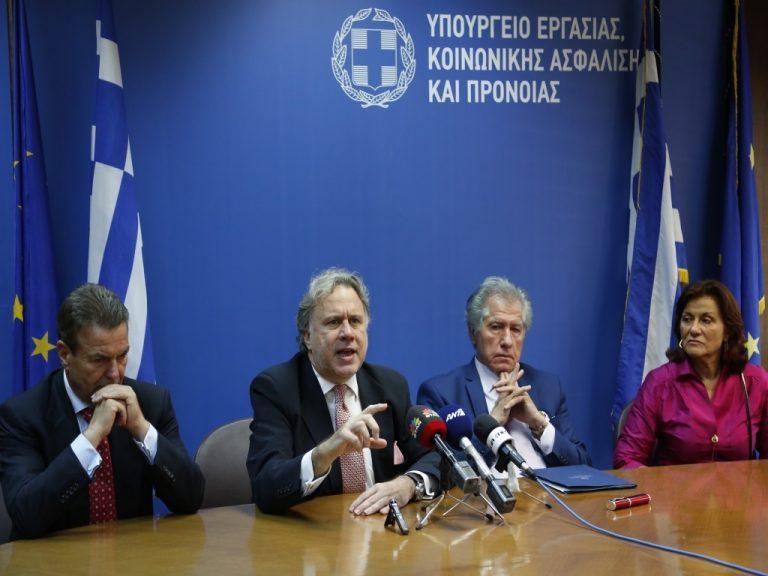 Νέα κυβέρνηση – Κατρούγκαλος: Να κάνουμε σε 1 μήνα όσα δεν έγιναν 40 χρόνια