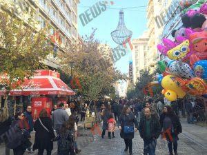 Εορταστικό ωράριο Χριστουγέννων 2015 – Πότε θα είναι ανοιχτά τα καταστήματα