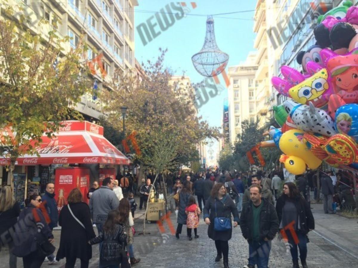 Εορταστικό ωράριο Χριστουγέννων 2015 – Πότε θα είναι ανοιχτά τα καταστήματα | Newsit.gr