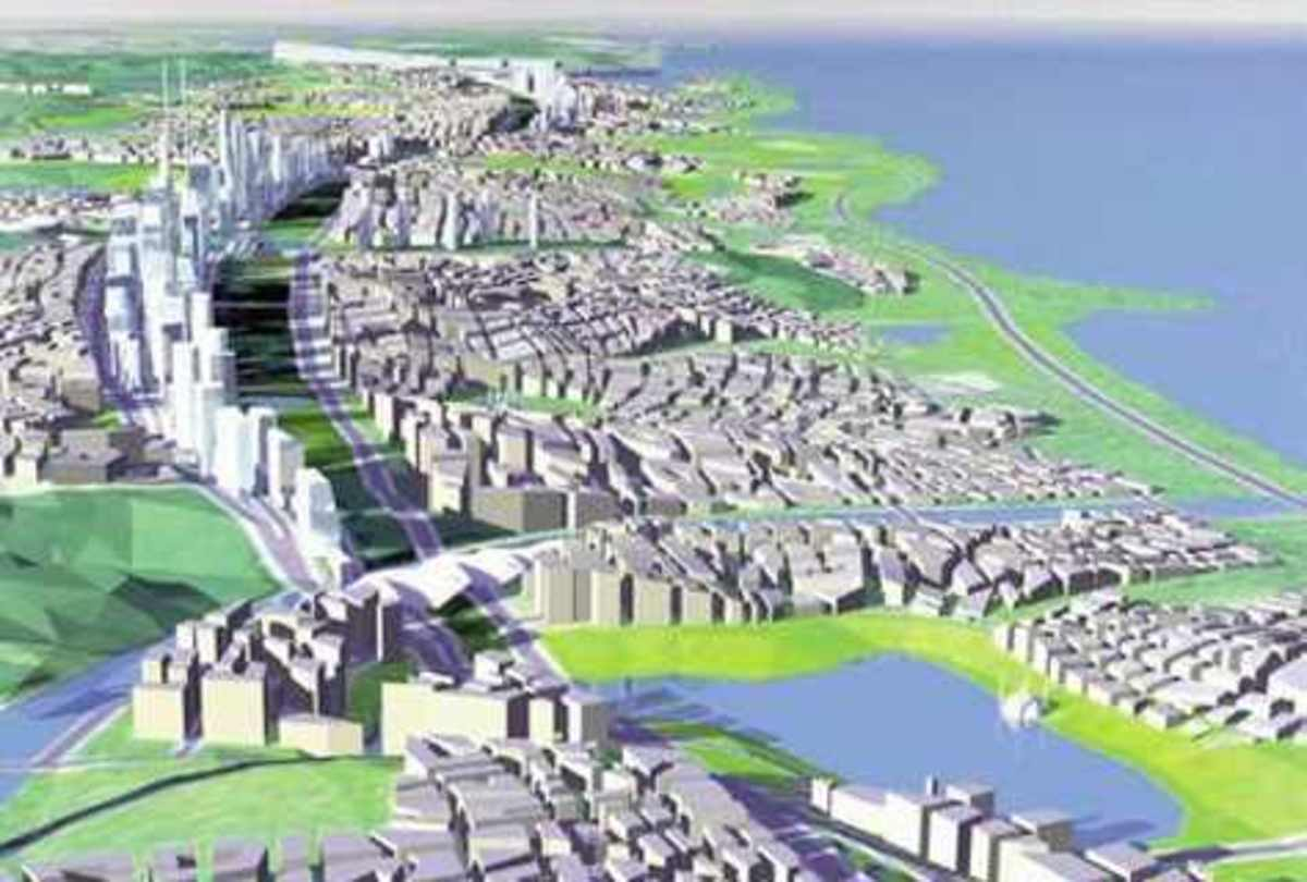 Δύο νέες πόλεις σχεδιάζει ο Ερντογάν γύρω από την Κωνσταντινούπολη | Newsit.gr