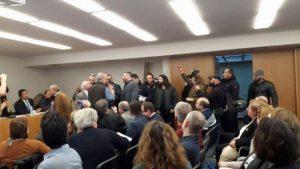 Εισβολή βουλευτών της Χρυσής Αυγής στα γραφεία της ΕΣΗΕΑ