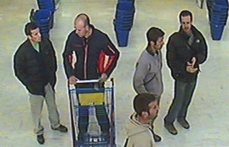 Δεν ήταν δολοφόνοι, αλλά πυροσβέστες   Newsit.gr