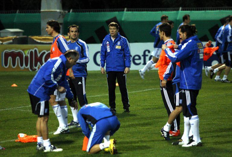 Πρεμιέρα στα προκριματικά του Euro 2012 κόντρα στην Γεωργία   Newsit.gr