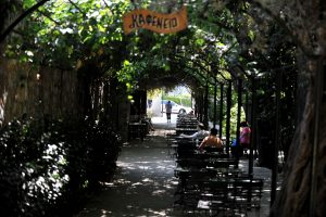 Θλίψη: έκλεισε το καφενεδάκι στον Εθνικό Κήπο