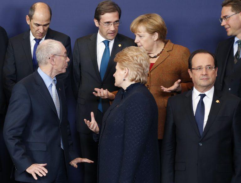 Νέο ναυάγιο: δεν τα βρίσκουν ούτε για τον προϋπολογισμό της Ε.Ε. – Δε βλέπει συμφωνία η Μέρκελ, παρά τη βελτιωμένη πρόταση Ρομπάι | Newsit.gr