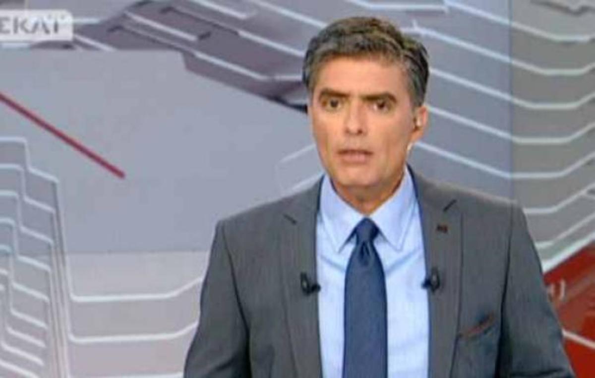 ΣΚΑΙ με τον Ν. Ευαγγελάτο:»Μειώθηκε το χρέος της ΕΡΤ στο μισό για τα δικαιώματα του Champion League» | Newsit.gr