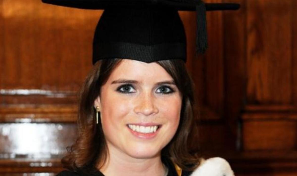 Αποφοίτησε η πριγκίπισσα Ευγενία! Φωτογραφίες   Newsit.gr