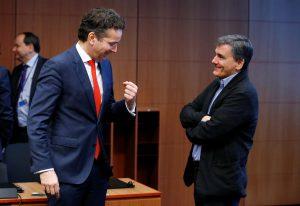 «Κόλαση» στο Eurogroup! «Θα πάμε σε εκλογές» – «Να πάτε»!