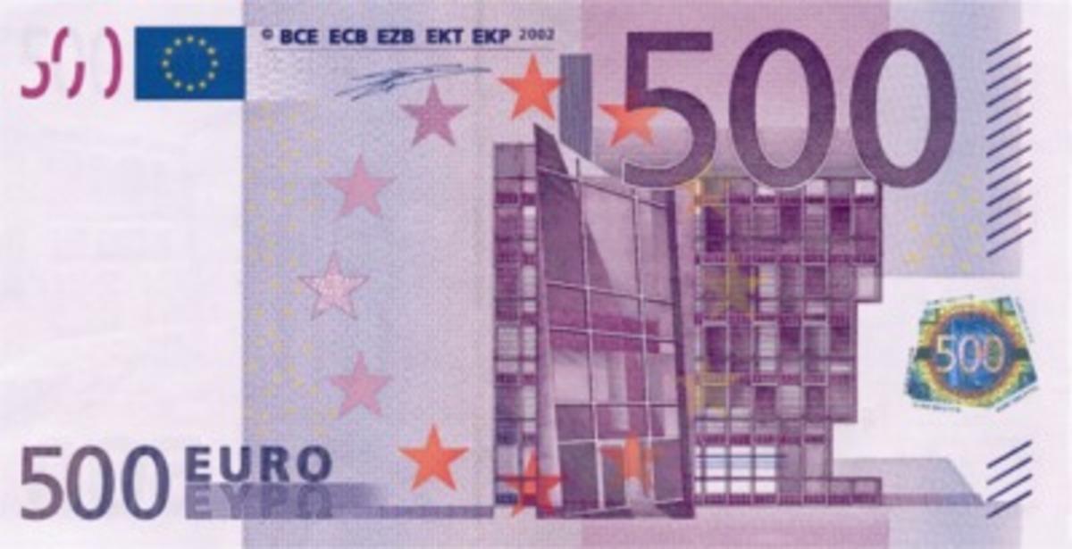 Προς κατάργηση το 500ευρο; | Newsit.gr