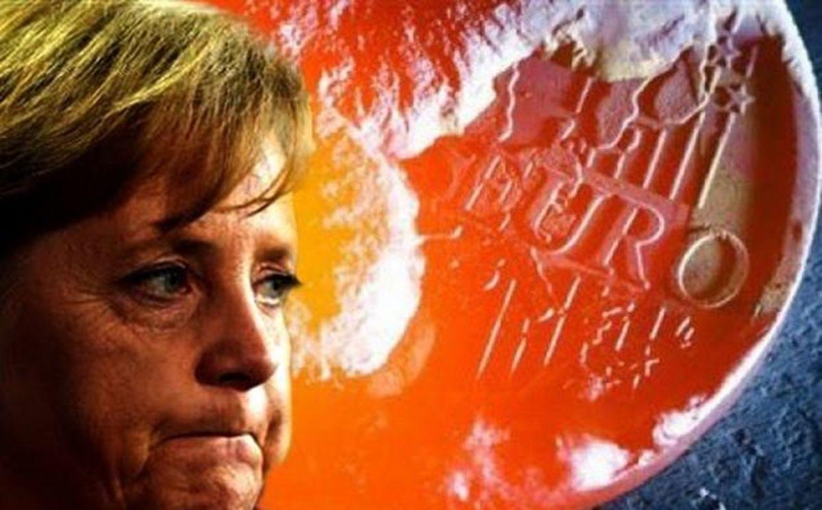Σε περιοδεία λιτότητας η Μέρκελ αποκαλύπτει το νέο ευρώ | Newsit.gr