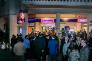 Το πρώτο digital κατάστημα της Eurobank στην Αθήνα