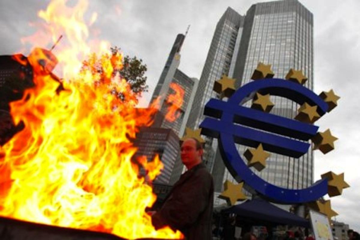Το 1 τρις ευρώ δεν έσβησε τη φωτιά! | Newsit.gr