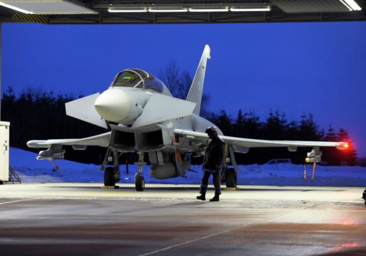 Πριν μας «χρεοκοπήσουν», μας θύμισαν τα Eurofighter! Περίεργο γερμανικό δημοσίευμα | Newsit.gr