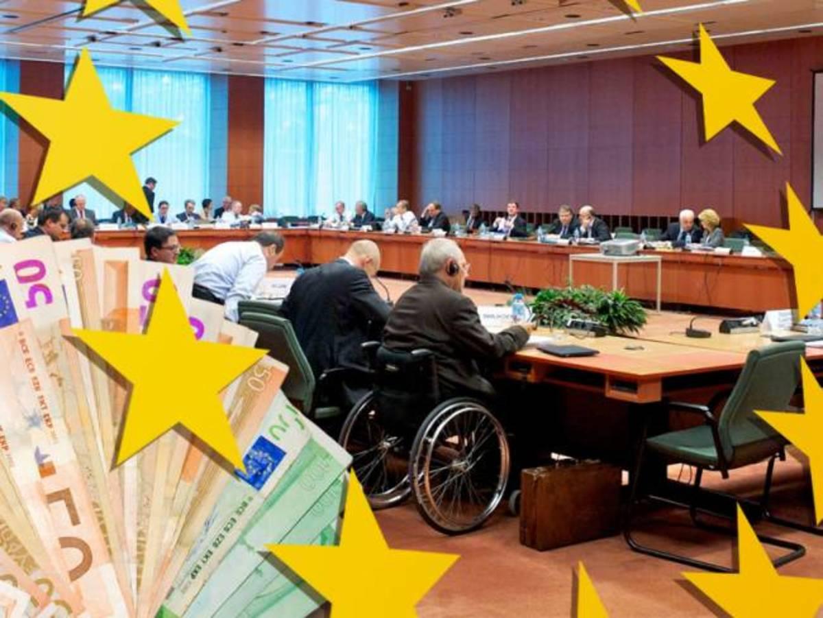 Συνάντηση Μόντι Μοσκοβισί πριν το Eurogroup | Newsit.gr