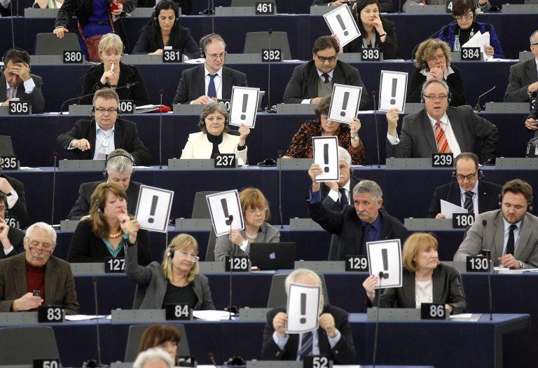 Η Ευρωβουλή απέρριψε τον κοινοτικό προϋπολογισμό | Newsit.gr