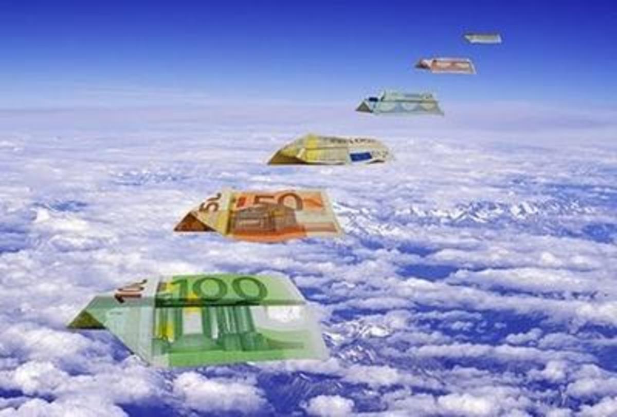 Να γιατί πετάει το ευρώ | Newsit.gr