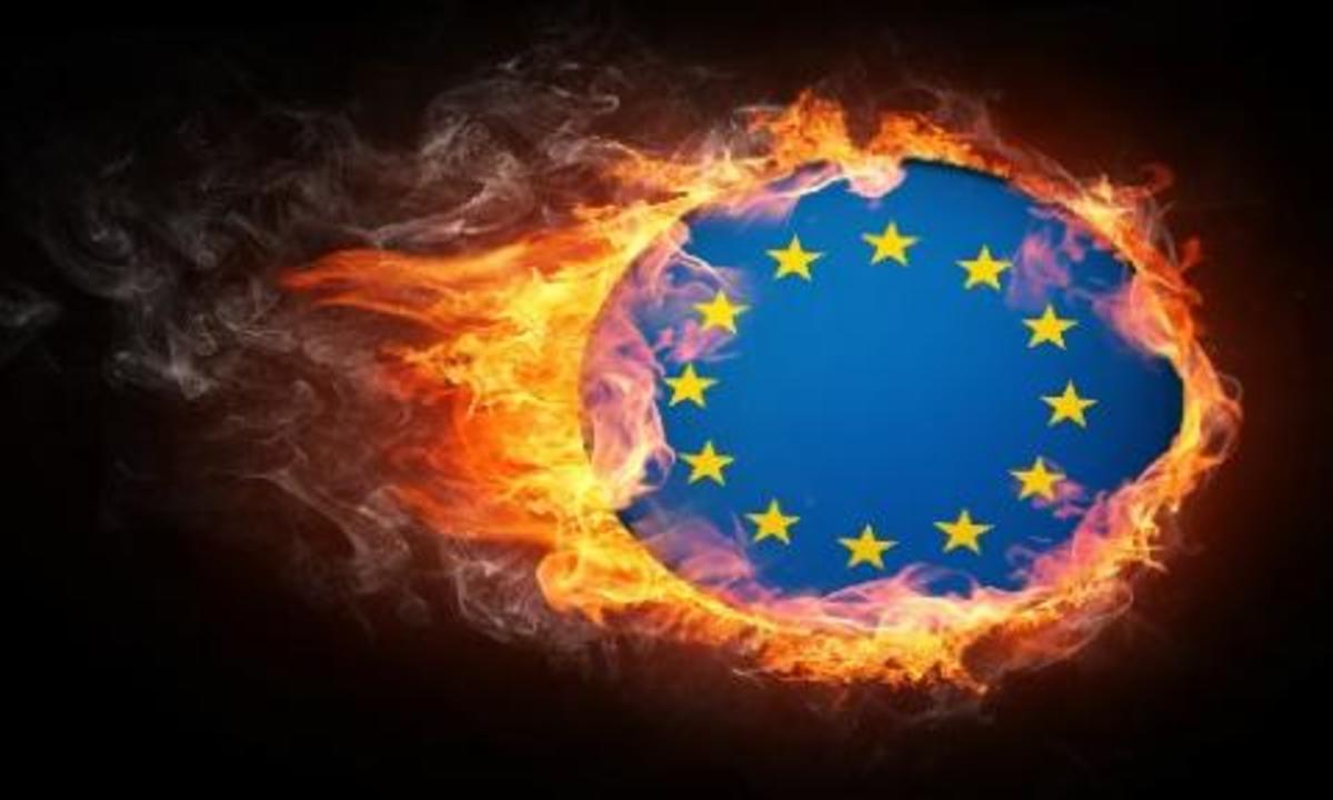 Ξεκίνησε το ταξίδι της ευρωζώνης προς τη διάλυση   Newsit.gr