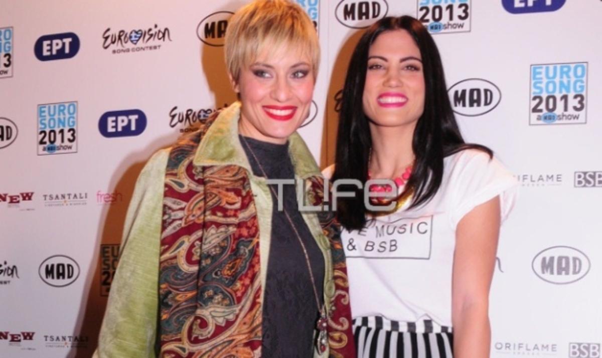 Διάσημες παρουσίες στον ελληνικό τελικό της Eurovision 2013! Φωτογραφίες | Newsit.gr