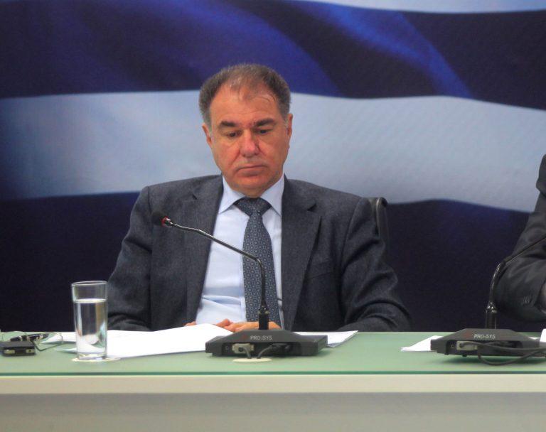Παραιτήθηκε και ο γ.γ. Βιομηχανίας Σπύρος Ευσταθόπουλος | Newsit.gr