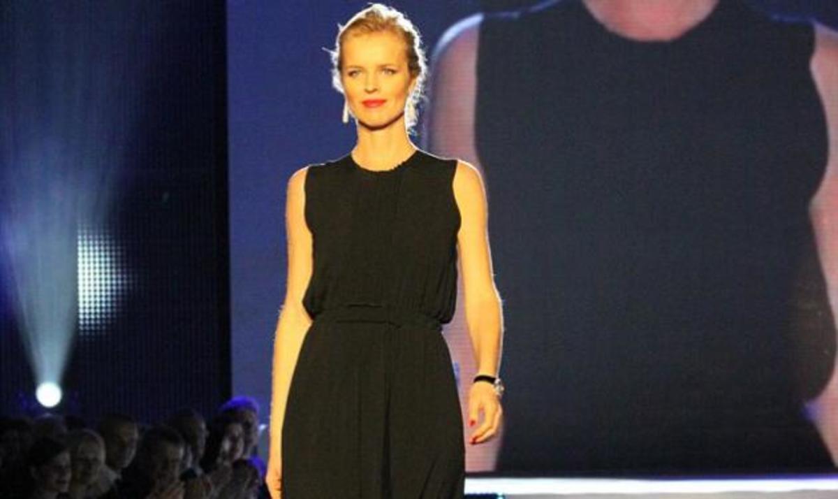 Eva Herzigova: Περιμένει το τρίτο της παιδί! | Newsit.gr
