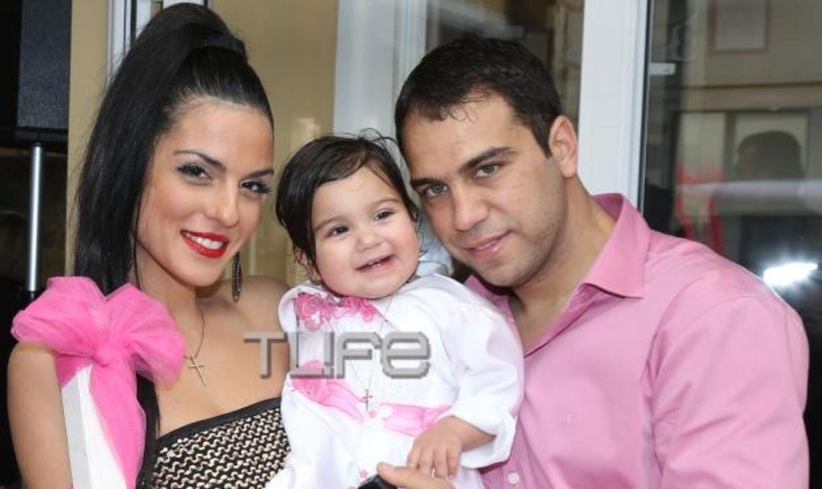 Ελένη Ευαγγελάτου: Βάφτισε την μικρή της πριγκίπισσα! Φωτογραφίες | Newsit.gr