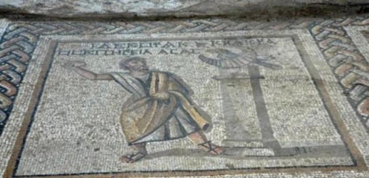 Αρχαιοελληνικό εύρημα μέσα στη Τουρκία – ΒΙΝΤΕΟ | Newsit.gr