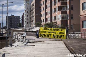 Ο Romney για τις Κλιματικές Αλλαγές