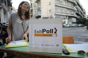Exit poll – Exit polls 2015: Κοινό exit poll από τα κανάλια