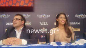 Eurovision 2017: To newsIT.gr στην Ουκρανία – Ενθουσιασμένη η Demy [vid]