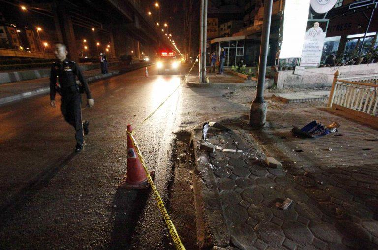 Τέσσερις τραυματίες από εκρήξεις στην Ταϊλάνδη | Newsit.gr