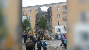 Ισχυρή έκρηξη σε πολυκατοικία στη Ρωσία – Νεκροί και τραυματίες
