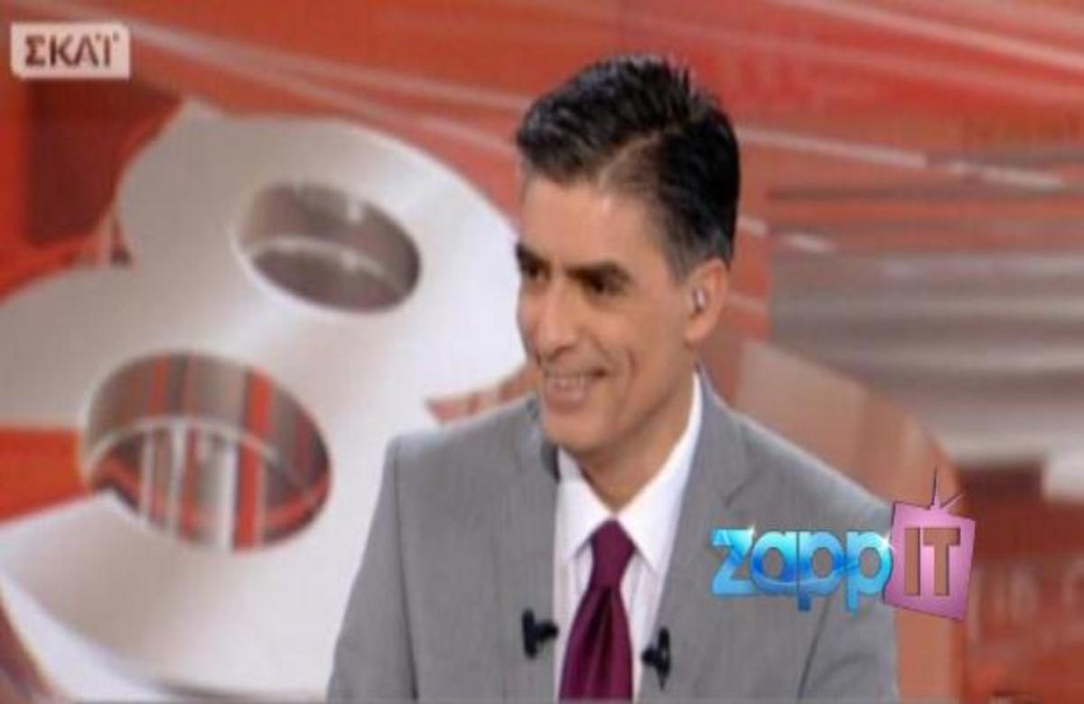 «ΣΚΑΪ με τον Νίκο Ευαγγελάτο» από σήμερα στις 19.00   Newsit.gr