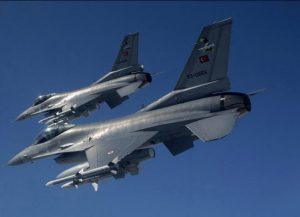 Προκαλεί και πάλι η Τουρκία! Νέες παραβιάσεις και αερομαχία πάνω από τη Λήμνο