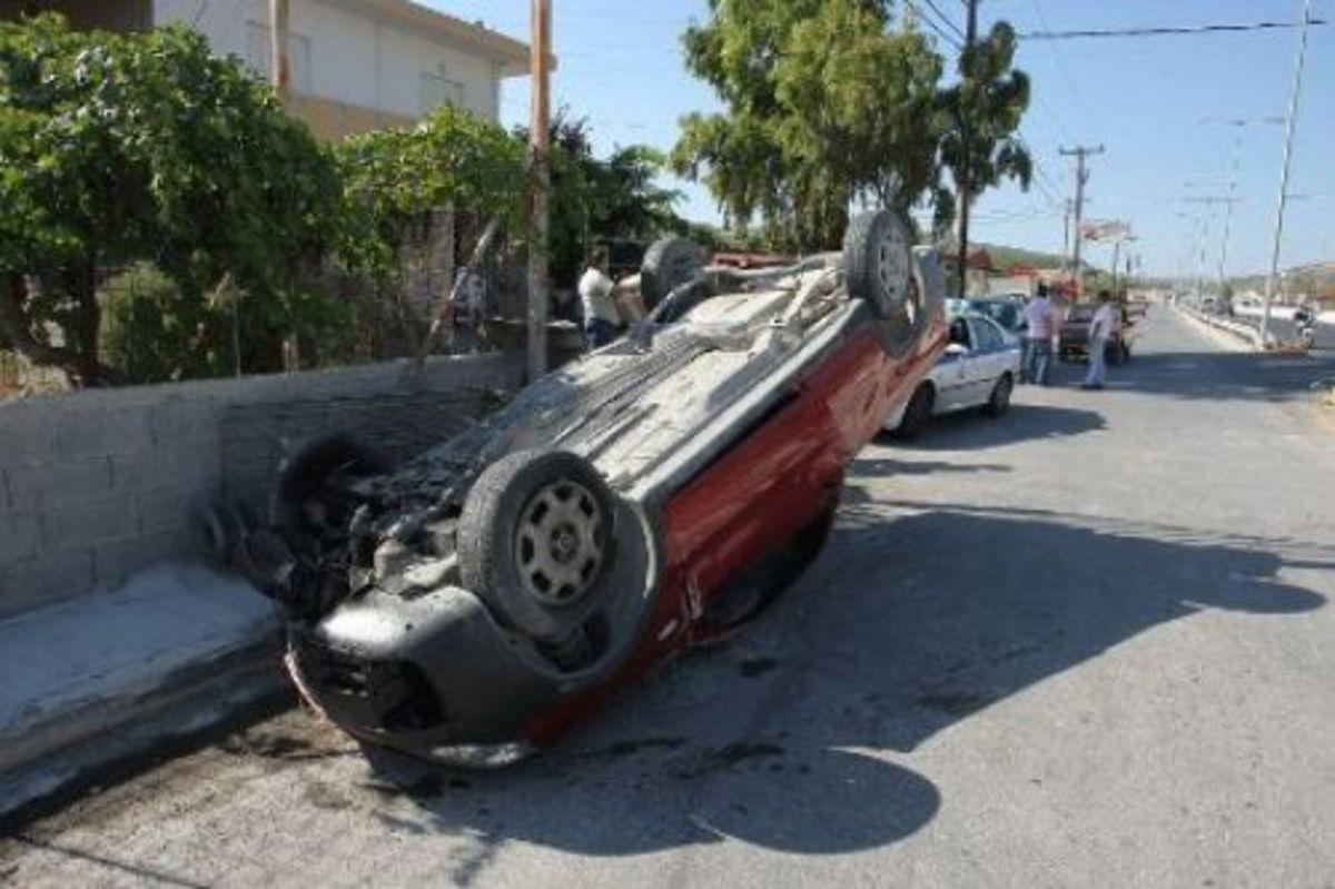 Ηράκλειο: Νέα τραγωδία στην άσφαλτο – Η μάνα »έσβησε» δίπλα από την κόρη! | Newsit.gr