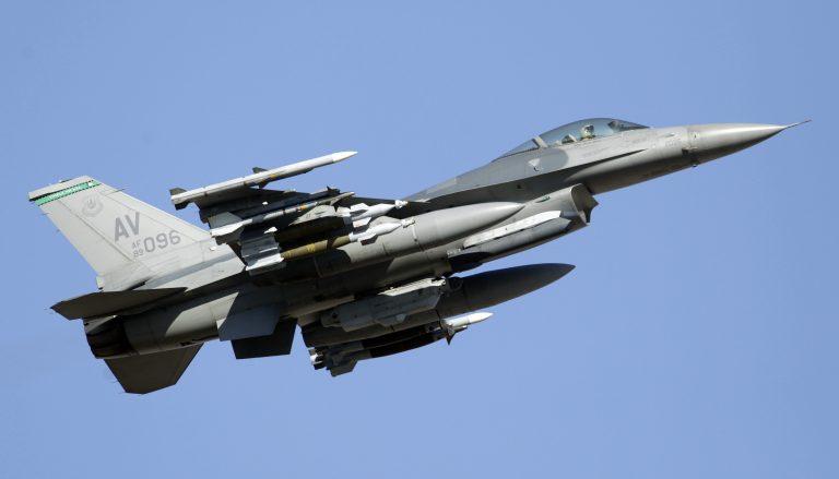 Συνεχίζονται οι έρευνες για τον εντοπισμό του αμερικανικού F16 στην Αδριατική | Newsit.gr