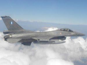 Παραβιάσεις: Σε ετοιμότητα για αναχαιτίσεις τα F-16 της Πολεμικής Αεροπορίας [vid]