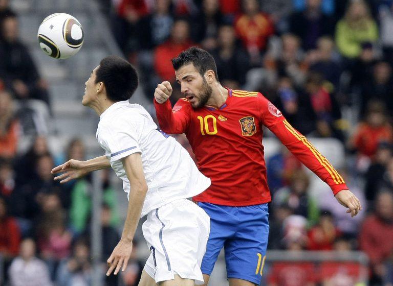 Προβλημάτισε η Ισπανία κόντρα στη Νότια Κορέα | Newsit.gr