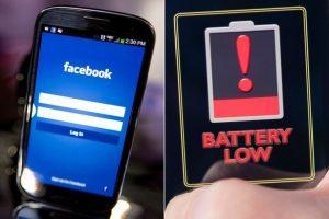 Η εφαρμογή του Facebook τελειώνει την μπαταρία των Android!