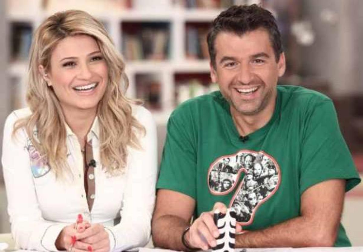 Σκορδά – Λιάγκας: «Του χρόνου δεν θέλουμε να δουλέψουμε μαζί»! | Newsit.gr