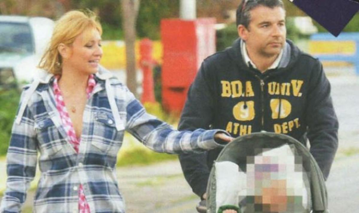 Γ. Λιάγκας – Φ. Σκορδά: Περνούν όμορφες στιγμές μαζί με τον γιο τους! | Newsit.gr