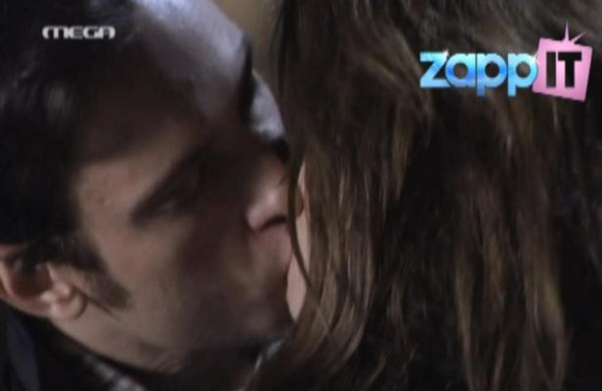 Κλεμμένα Όνειρα: Το καυτό φιλί του Σταύρου και της Φαίης! | Newsit.gr