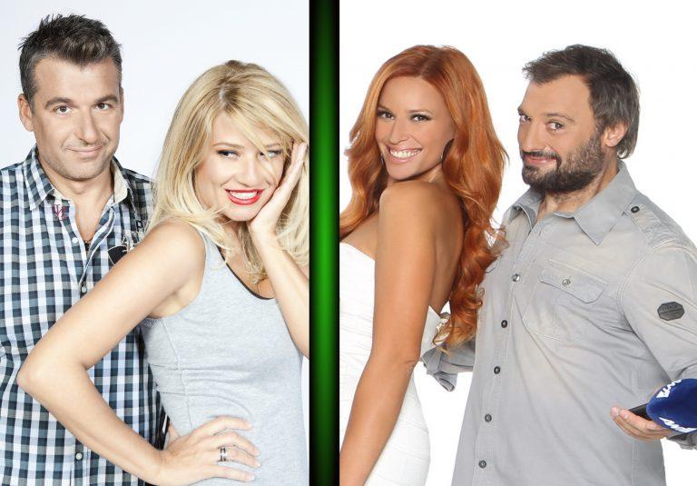 Ποια ψυχαγωγική εκπομπή κέρδισε στη μάχη της τηλεθέασης; | Newsit.gr