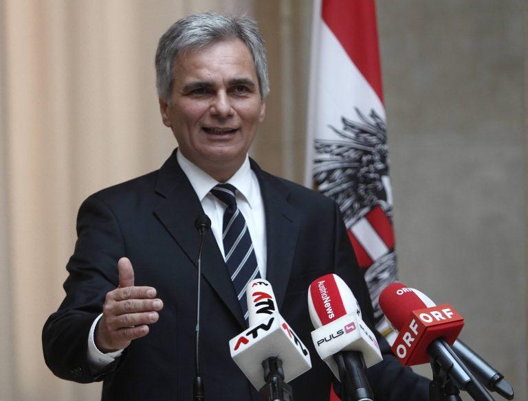 Αυστρία:Μπροστά οι Σοσιαλδημοκράτες του Φάιμαν σε δημοσκοπήσεις   Newsit.gr