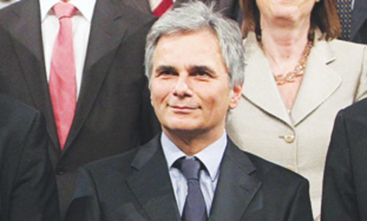 Και ο αυστριακός καγκελάριος θέλει να δοθεί ανάσα στους Έλληνες   Newsit.gr