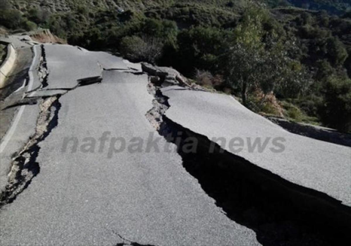Αιτωλοακαρνανία: Χάνουν τη γη κάτω από τα πόδια τους στο Ριγάνι – ΦΩΤΟ | Newsit.gr